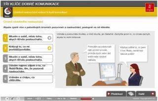 Ukázkový e-learningový modul