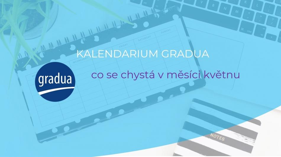 Video kalendárium Gradua - květen 2021