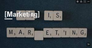 Marketing - otevřené kurzy